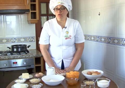 Ovos RS lança série de vídeos com receitas de Portugal