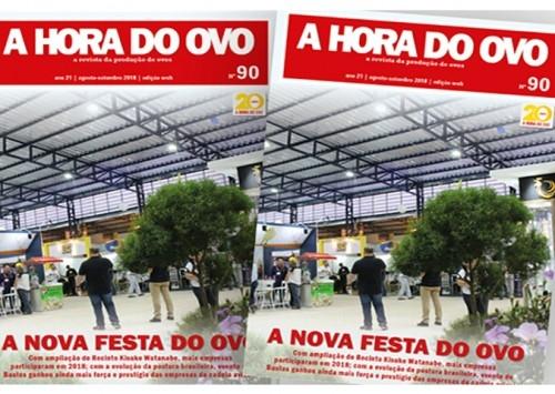 Revista A Hora do Ovo Edição 90 já está na web