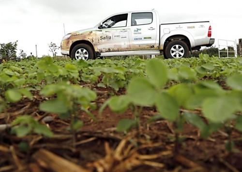 Expedição Safra percorre regiões produtoras de grãos do Paraguai