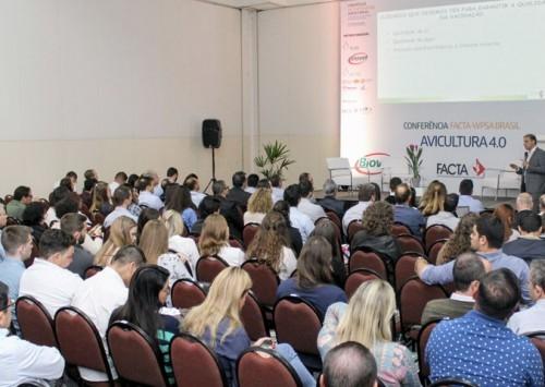 Conferência FACTA WPSA-Brasil 2019 já tem data e temas definidos