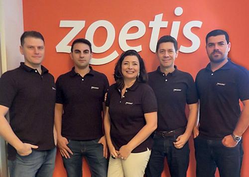 Equipe técnica da Zoetis ganha renovação