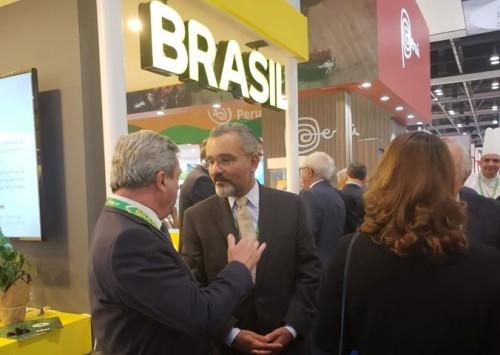 ABPA representa a avicultura brasileira na Gulfood 2019
