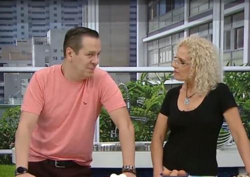 TV Gazeta (SP) recebe nutricionista do IOB para bate-papo sobre ovos