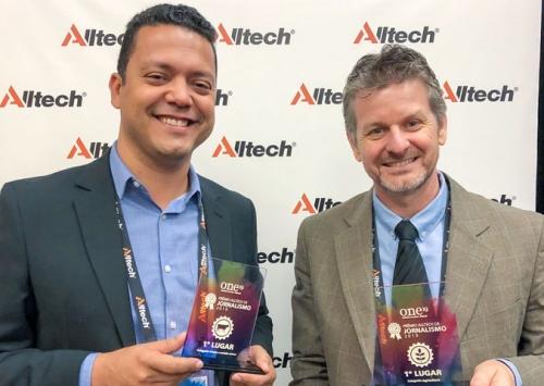 Prêmio Alltech de Jornalismo 2019 anunciou vencedores
