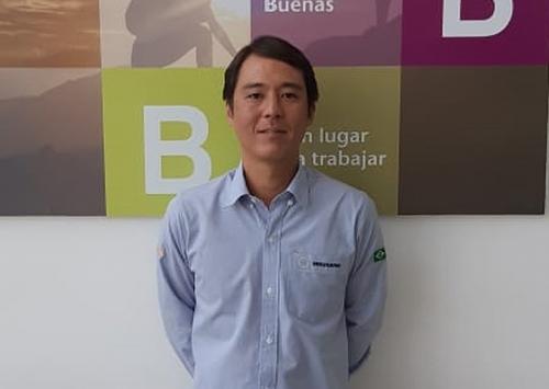 Alexandre Iwahashi é o novo coordenador técnico da Indukern