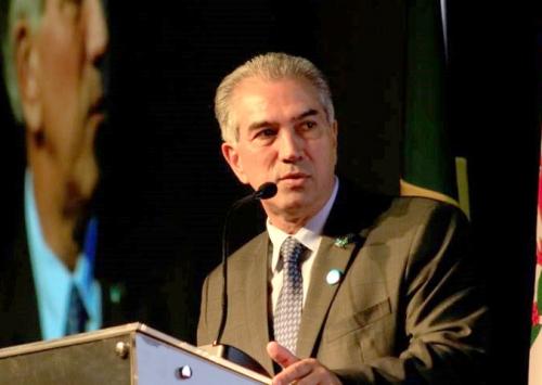 Governador Reinaldo Azambuja, do MS, confirma presença no SIAVS 2019