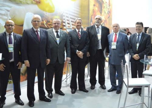 Comitiva da Asgav/Ovos RS tem participação forte no SIAVS 2019