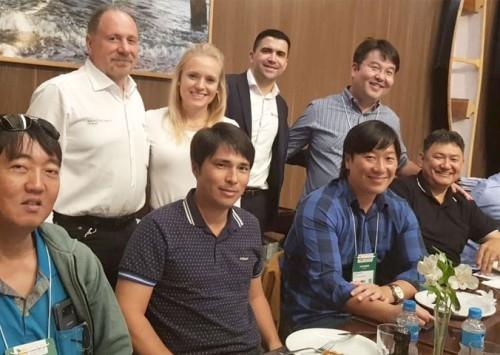 Evonik recebe avicultores com almoço em São Paulo durante o SIAVS 2019