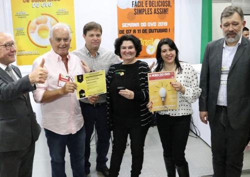 A Hora do Ovo recebe Prêmio Imprensa 2019 do Instituto Ovos Brasil
