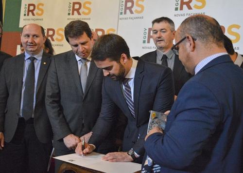 Assinada lei que inclui ovo na merenda escolar no Rio Grande do Sul