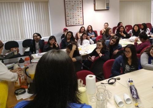 Instituto Ovos Brasil realiza com sucesso seu 1º. Workshop do Dia do Ovo