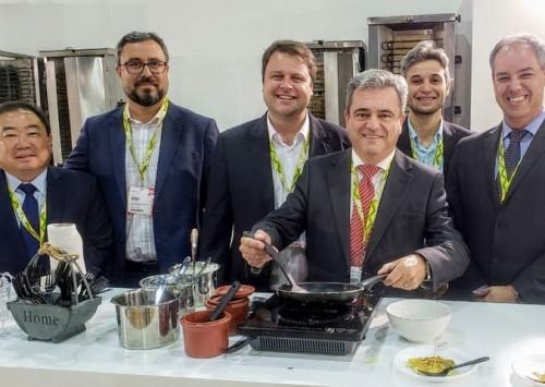 ABPA e Instituto Ovos Brasil marcam presença na Gulfood Trade Show 2020