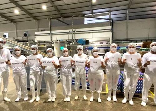 Mantiqueira e Fazenda da Toca se unem em doação de 1,2 milhão de ovos