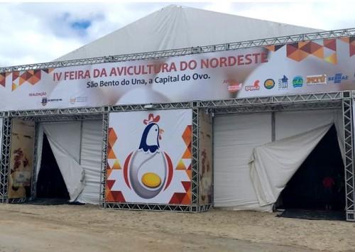 São Bento do Una (PE) cancela Feira de Avicultura 2020
