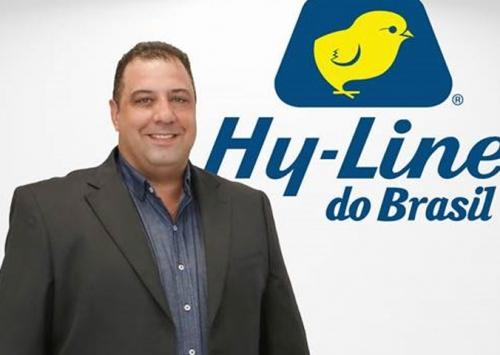Marcelo Barbosa assume como gerente geral da Hy-Line do Brasil