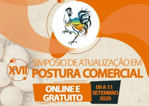 Simpósio de Jaboticabal será on line e gratuito, nos dias 9, 10 e 11 de setembro