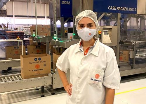 Katayama Alimentos conquista certificação internacional BRCGS