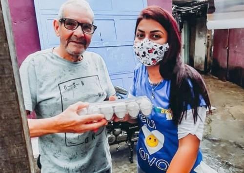 Instituto Ovos Brasil comemora a Semana do Ovo 2021 com entidades