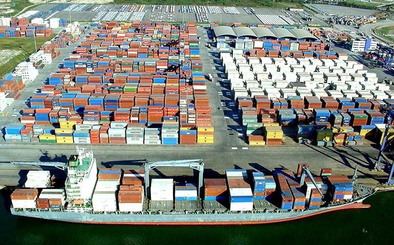 Porto de Paranaguá (PR) quebra seu próprio recorde de cargas