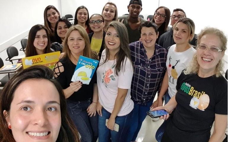 Instituto Ovos Brasil comemora sucesso na divulgação do ovo em 2018