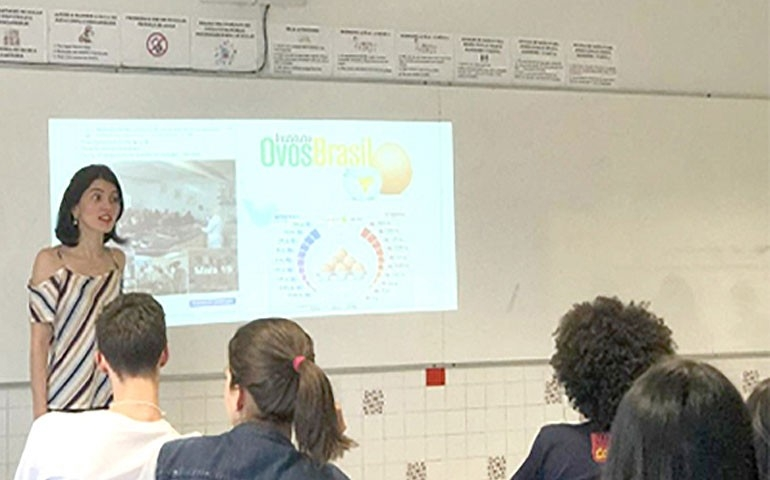 Instituto Ovos Brasil realiza 1º. Workshop do Dia do Ovo