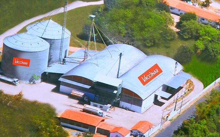 Vaccinar inicia produção de ração para aves com parceria com a Coave, em Teresina (PI)