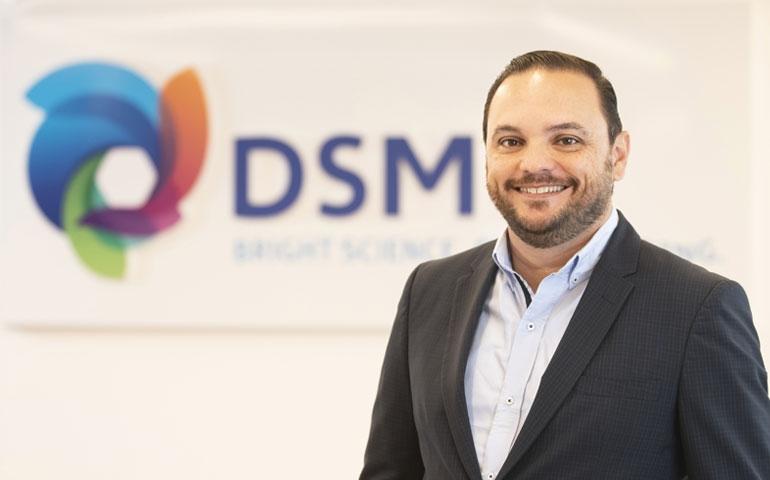 DSM reorganiza Nutrição e Saúde Animal e reforça compromisso sustentável